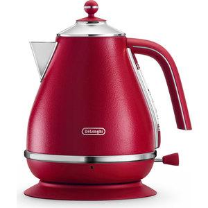 Чайник электрический DeLonghi KBOE 2001.R чайник lara lr00 04 r