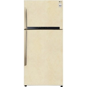 Холодильник LG GC-M502HEHL минихолодильник lg gc 051 ss