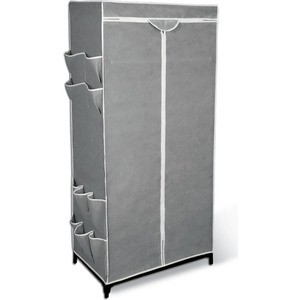 Вешалка-гардероб с чехлом Sheffilton EL-2013 серый вешалка напольная sheffilton el 1050