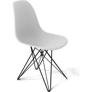 Стул Sheffilton SHT-S50 белый/черный муар стул sheffilton sht s50 коричневый медный мет