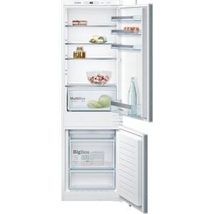 все цены на Встраиваемый холодильник Bosch KIN 86VS20R онлайн