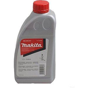 Масло 2-х тактное Makita 1л (980408607) гидравлическое масло total fluide da 1л