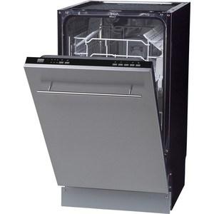 Встраиваемая посудомоечная машина Ginzzu DC 504