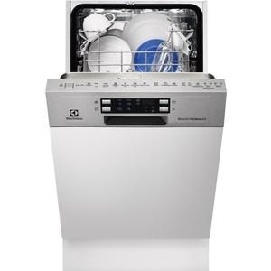 Встраиваемая посудомоечная машина Electrolux ESI 4620 RAX искусственные ромашки в корзине
