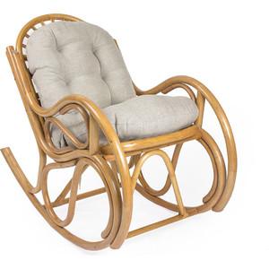 Кресло-качалка Мебель Импэкс Bella мёд с подушкой кресло качалка мебель импэкс усмань орех