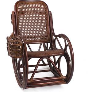 Кресло-качалка Мебель Импэкс Novo Lux Corall коньяк цена