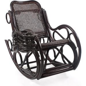 Кресло-качалка Мебель Импэкс Novo Lux Corall орех цена