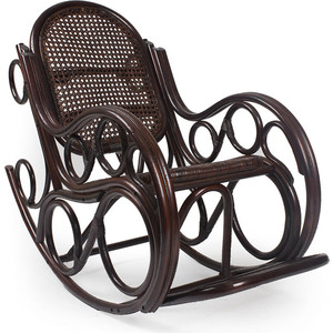 Кресло-качалка Мебель Импэкс Novo с подушкой орех кресло качалка мебель импэкс усмань орех