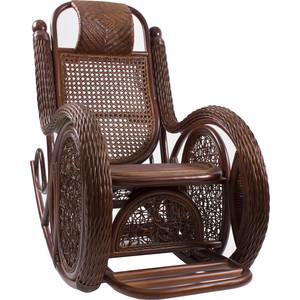 Фотография товара кресло-качалка Мебель Импэкс Twist Alexa коньяк (538422)