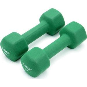 цены Гантели неопреновые Body-Gym DB02-3 2х3кг