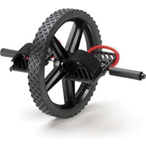Ролик гимнастический Body-Gym Power Wheel для отжимания (большое) stylish solid color hollow our circular shape hairgrip for women