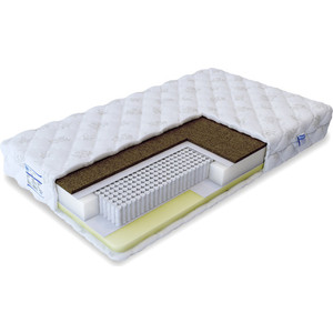 Матрас Промтекс-Ориент Микропакет Мемори 200x200 матрас промтекс ориент микропакет мемори 90x200