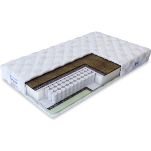 Матрас Промтекс-Ориент Soft стандарт комби 1 120x200