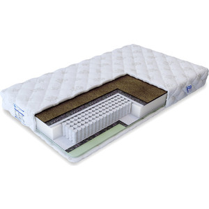 Матрас Промтекс-Ориент Мультипакет стандарт комби 1 110x200 основание промтекс ориент б1 110x200