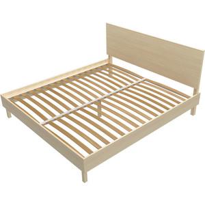 Кровать Промтекс-Ориент Ридли 1 (200x200x90 см)