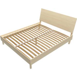 Кровать Промтекс-Ориент Ридли 2 (200x200x90 см)