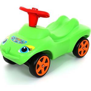 Каталка Полесье Мой любимый автомобиль зеленый (44617)