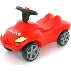Каталка-автомобиль Полесье Пожарная команда (42255)
