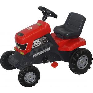 Каталка-трактор Полесье с педалями Turbo (52674)