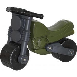 Мотоцикл Полесье Моторбайк военный (48738)