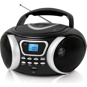 Магнитола BBK BX170BT black/silver bbk bx190u black silver cd mp3 магнитола