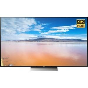 3D и Smart телевизор Sony KD-55XD9305