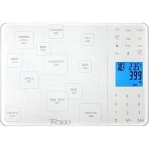 Кухонные весы Scarlett IS-565 красный