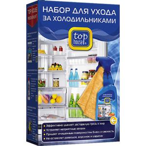 Top House Набор для очистки и ухода за холодильниками 391640 очиститель top house д экранов смартфонов и планшетов аэроз