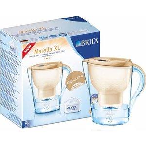 Фильтр-кувшин BRITA Фильтр для воды MARELLA-XL 3.5L Капучино фильтр для воды brita aluna cool white
