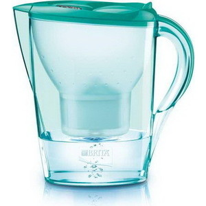 Фильтр-кувшин BRITA Фильтр для воды Marella XL 3,5 л. Green мамины помощники