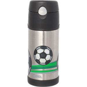 Термос с трубочкой Thermos Funtainer Soccer (112354 F4008SC6)