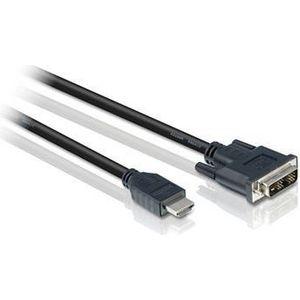 Кабель Philips HDMI - DVI SWV2442 1.5м
