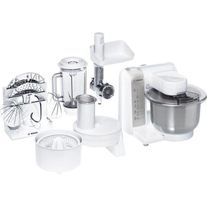Кухонный комбайн Bosch MUM 4880 цена и фото