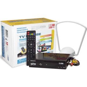 Комплект для цифрового телевидения РЭМО TV Future Indoor DVB-T2