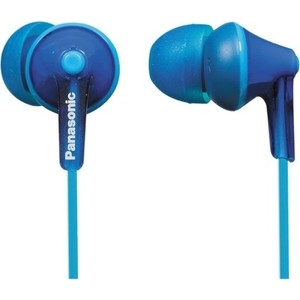 Наушники Panasonic RP-HJE125E-A panasonic rp hje125e v in ear earphone wired headset fone