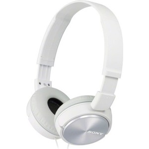 Наушники Sony MDR-ZX310 white sony wf sp700n white