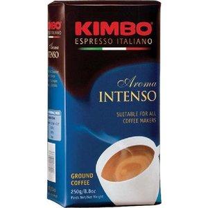 Kimbo Aroma Intenso, 250 гр молотый  - купить со скидкой