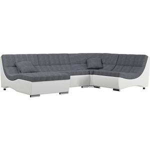 Модульный диван WOODCRAFT Монреаль 4 без механизма канапе диван ру монреаль velvet marengo