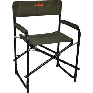Кресло Woodland Outdoor SK-01, 56x46x80см. складное, кемпинговое (сталь). русское море форель подкопченная ломтики 120 г