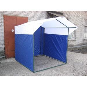 Палатка торговая Митек Домик 3,0х1,9 (разборная) палатка торговая митек домик 2 5х1 9 разборная