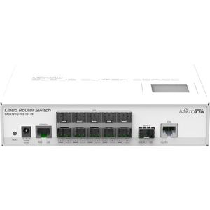 Коммутатор MikroTik CRS212-1G-10S-1S+IN [vk] cy7c1148kv18 400bzc cy7c1148kv18 18mbit 400mhz 165fbga voltage regulators