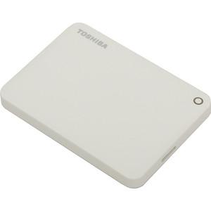 Внешний жесткий диск Toshiba 1Tb Canvio Connect II (HDTC810EW3AA) цена
