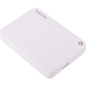 Внешний жесткий диск Toshiba 2Tb Canvio Connect II (HDTC820EW3CA) жесткий диск toshiba usb 3 0 3tb hdtc830ec3ca canvio connect ii 2 5 золотистый