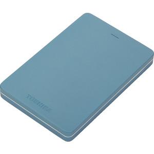 Внешний жесткий диск Toshiba 500Gb Canvio Alu (HDTH305EL3AA)