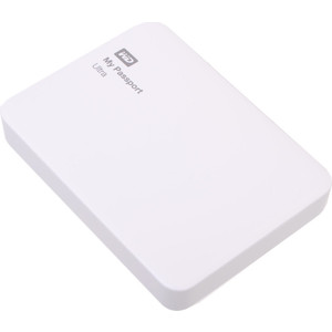 Внешний жесткий диск Western Digital My Passport Ultra 500Gb (WDBBRL5000AWT-EEUE)