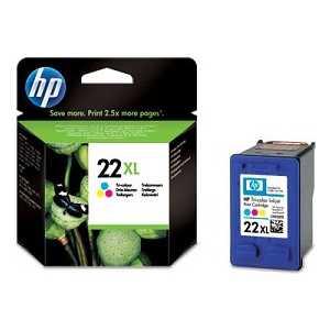 Картридж HP N22XL цветной (C9352CE) hp 22xl c9352ce