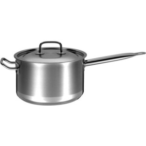 Ковш 1.5 л ВСМПО-Посуда Гурман Профи (331115) кастрюля 5 л всмпо посуда гурман профи 330350