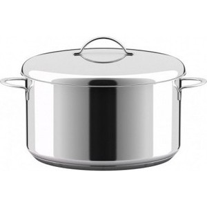 Кастрюля 5 л ВСМПО-Посуда Гурман Классик (110350)
