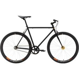 Велосипед Black One Urban черный 21
