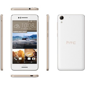 Смартфон HTC Desire 728G DS EEA White Luxury (99HAFN022-00)
